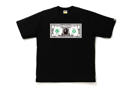 BAPE$ CLASSIC RELAXED FIT TEE