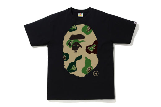 DEF CAMO BIG APE HEAD TEE