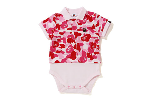 ABC CAMO POLO BODYSUIT