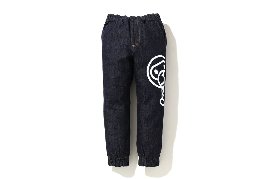 BABY MILO JOGGER DENIM PANTS