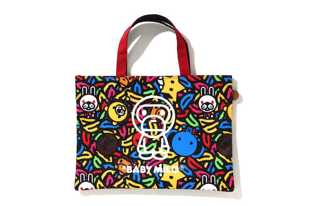 MILO BANANA POOL TOTE BAG