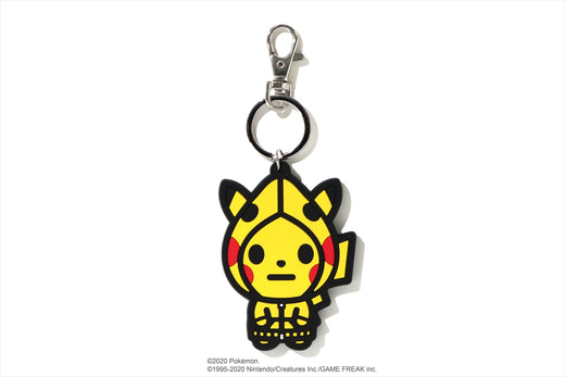 【 BAPE X POKEMON 】KEY CHAIN