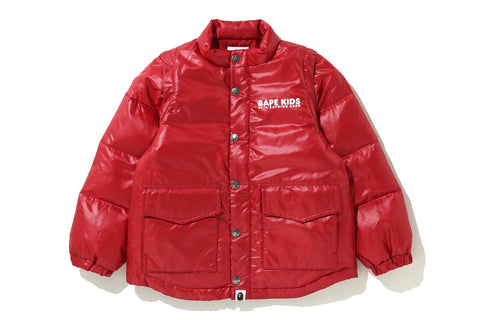 BABY MILO 2WAY DOWN JACKET