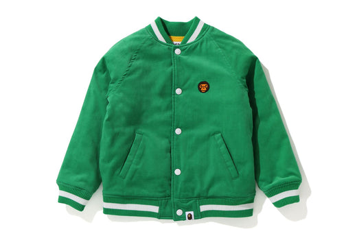 BABY MILO EMBROIDERY JACKET