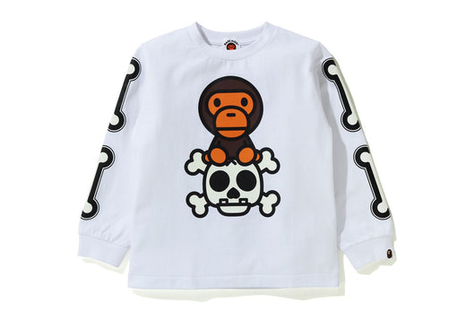 MILO BONE GLOW IN THE DARK L/S TEE
