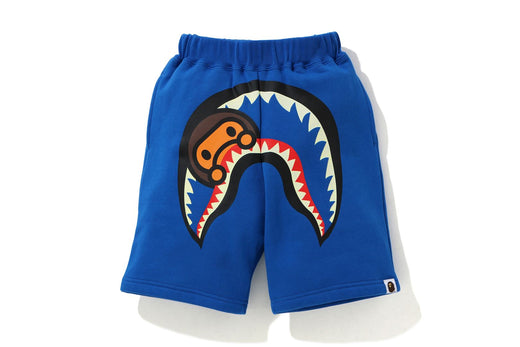 GLOW IN THE DARK MILO SHARK SWEAT SHORTS