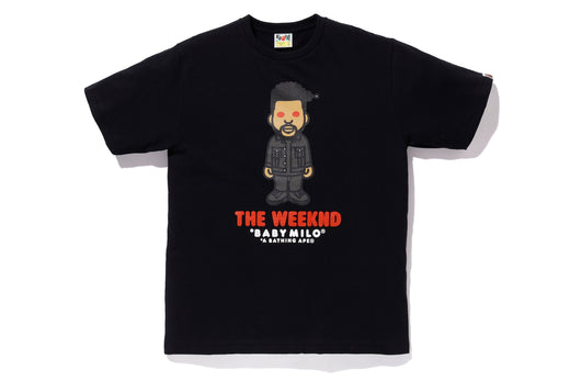 【 BAPE X XO 】THE WEEKND TEE