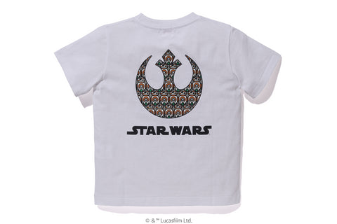【 BAPE X STAR WARS 】REPUBLIC TEE