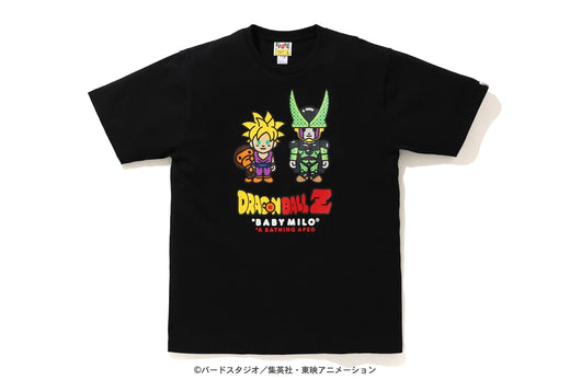 【 BAPE X DRAGON BALL Z 】BABY MILO SON GOHAN & CELL TEE