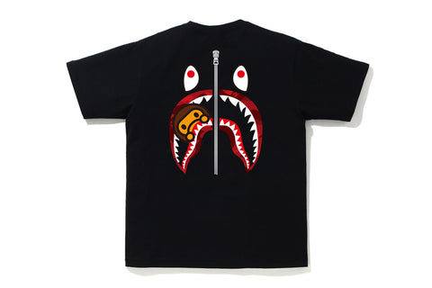 COLOR CAMO WGM MILO SHARK TEE