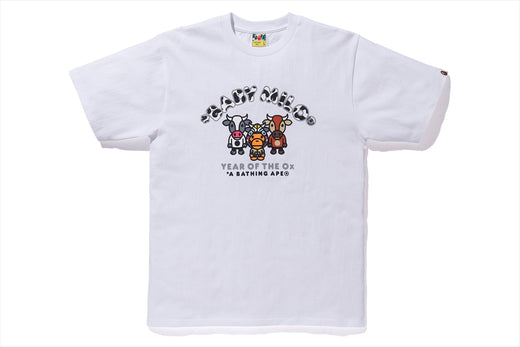 YEAR OF THE OX BABY MILO TEE