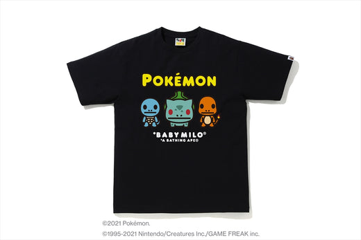 【 BAPE X POKEMON 】TEE #14