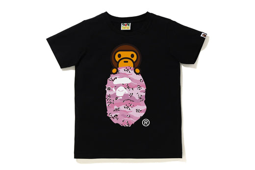 DESERT CAMO MILO ON APE HEAD TEE