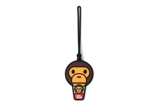 BABY MILO BALLOON LUGGAGE TAG