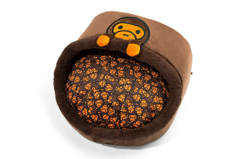 BABY MILO ROUND SHAPED BED