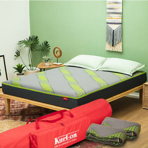 "Kurlon High-Resilience Bounce Back 6"" Foam Mattress"