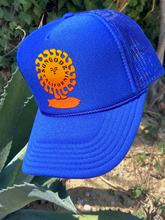 Load image into Gallery viewer, Rider Sun Foamie Trucker Hat