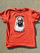 "Load image into Gallery viewer, ""Have You Seen Him""  John Peck T-shirt"