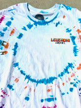 Load image into Gallery viewer, Leucadia Rider Sun TieDye Tee , Size Large