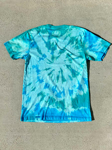 "John Peck ""Have You Seen Him"" Tie Dye Tee."