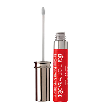 lip gloss pulpant light of paradise 190 rouge d'amour eclipse makeup