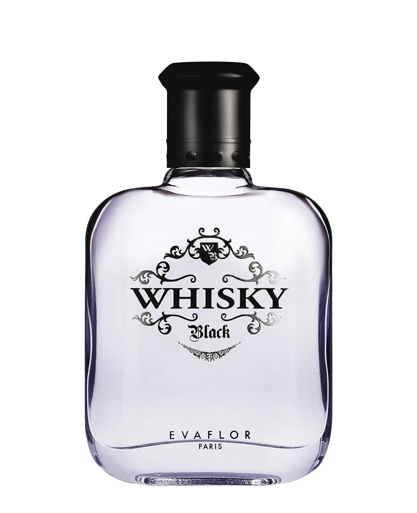whisky black eau de toilette 100 ml parfum homme evaflorparis