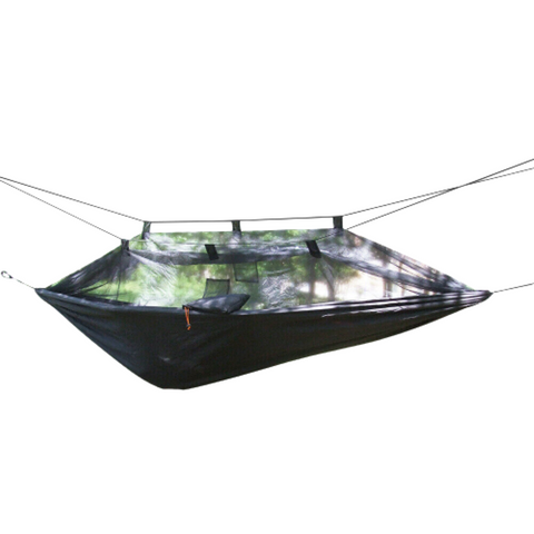 Camping Travel Hammock Mosquito Net Lightweight for 1 Person