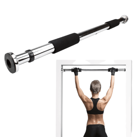Pull Up Bar Doorway Steel Chin Up Bar Body Workout Exercise for Home