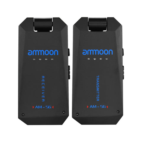 Transmitter and Receiver System Rechargeable for Wireless Guitar