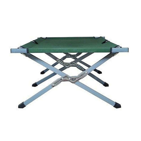 Foldable Military Style Sleeping Tent Cot Bed with Carrying Bag