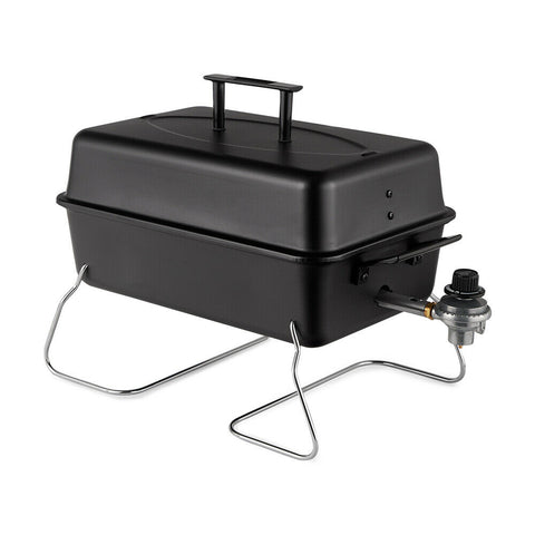 Camping Grill Foldable and Portable Tabletop Gas Grill