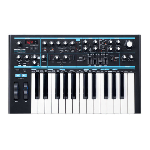 Synthesizer Keyboard Instrument with USB Cable and DVD Installation