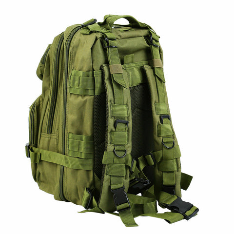 Hiking Backpack Camping Military Tactical Gear Bag - 30L