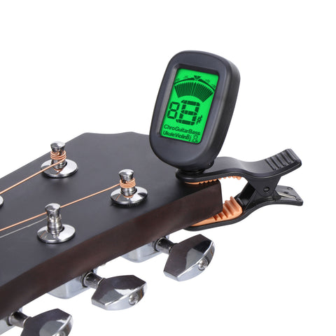 Acoustic Guitar Set for Beginner with Case Strap Capo Tuner String