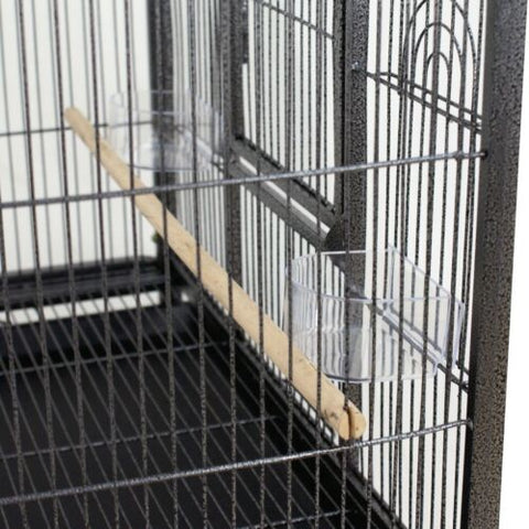 Large Parrot Bird Cage with Stand