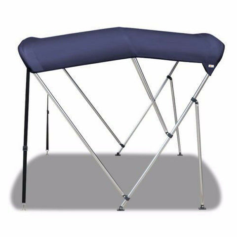 Bimini Top for Boat Cover Canopy with Rear Poles