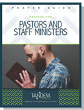Pastor and Staff Ministers