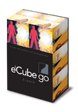 eCube Go, 6 pack (smallest cube)