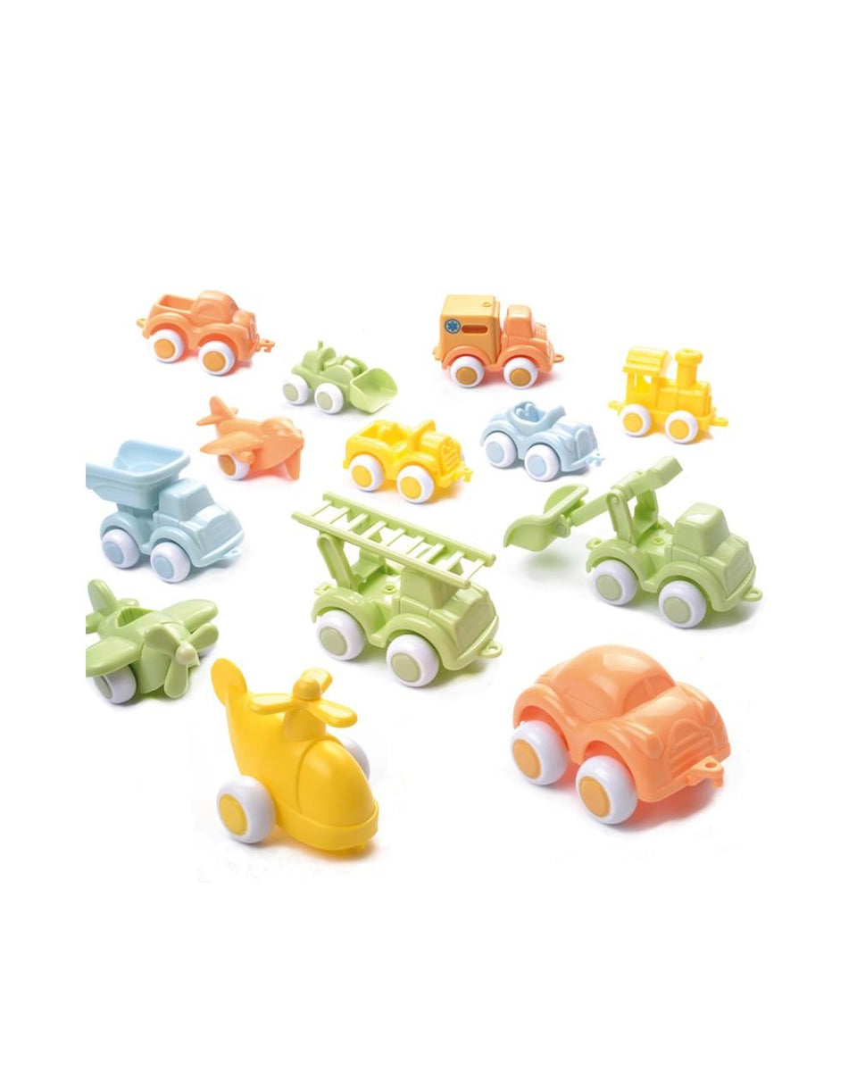 Viking Toys Eco Friendly Sugar Cane Plastic Midi Vehicle