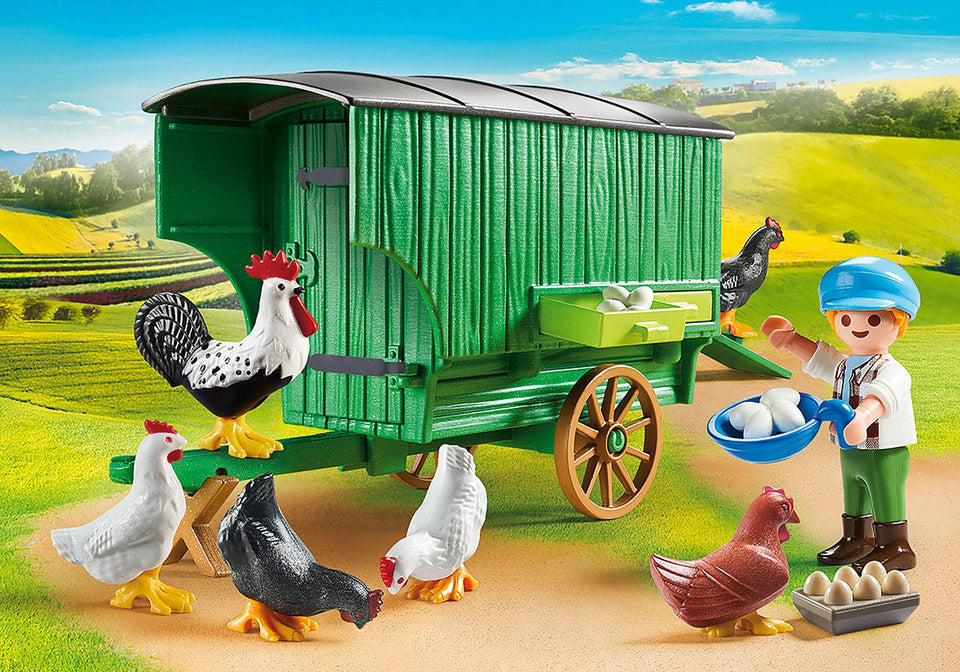 Playmobil 70138 Chicken Coop