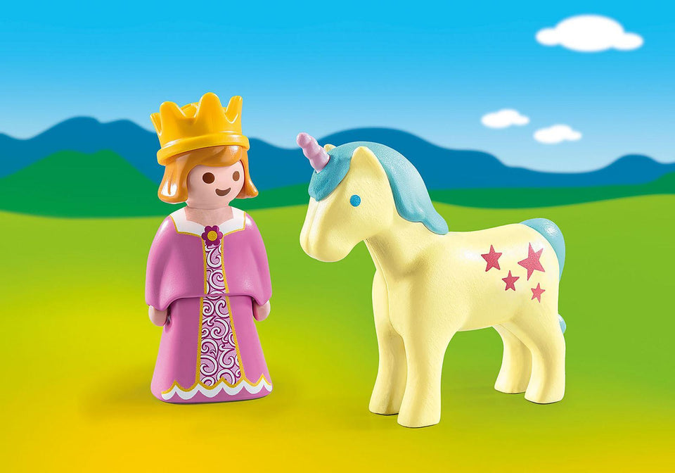 Playmobil 70127 Princess with Unicorn