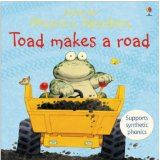 Phonic Readers: Toad makes a road