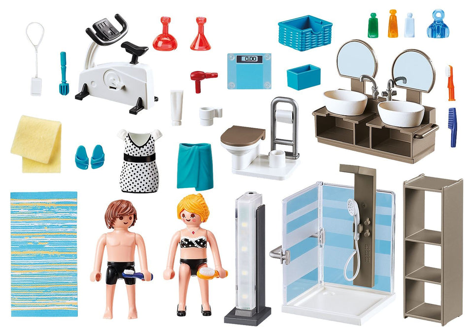 Playmobil 9268 Modern House Bathroom