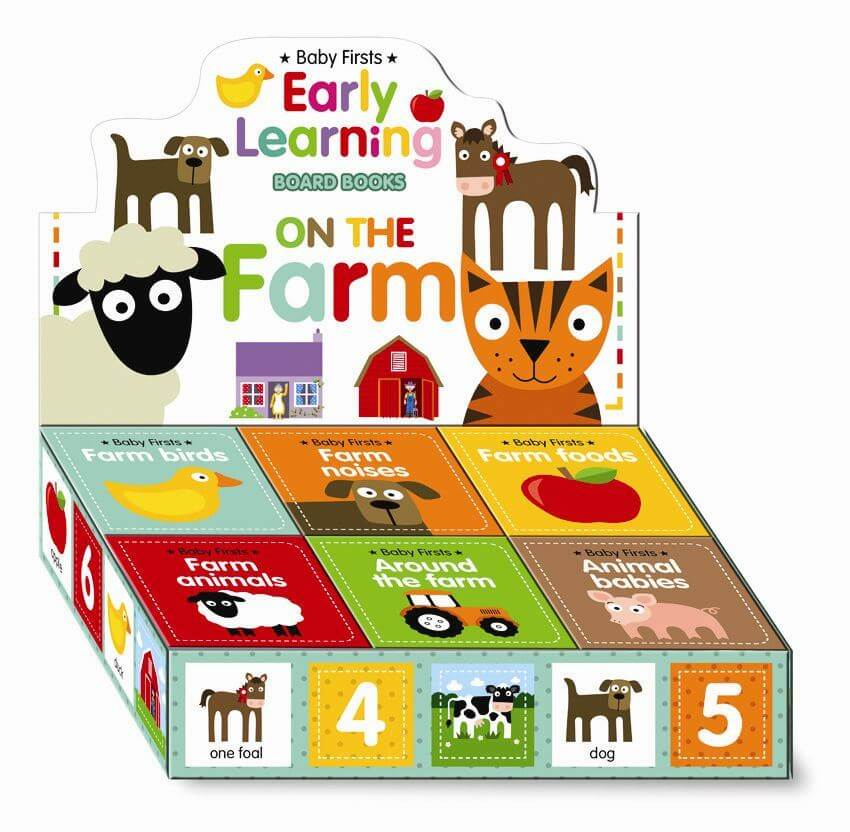 Early Learning On the Farm- Farm Foods