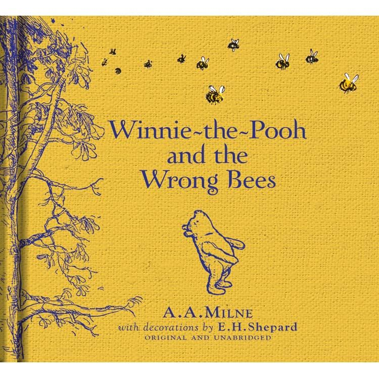 House of Marbles Winnie the Pooh and the Wrong Bees