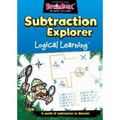 Logical Learning Subtraction Explorers