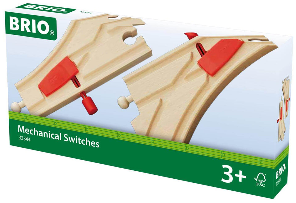 Brio 33344 Machanical Switches