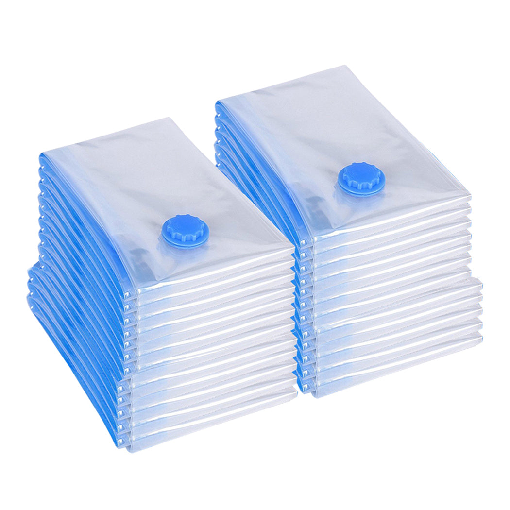 Vacuum Storage Bags Save Space Seal Compressing Clothes Quilt Organizer 11PCS