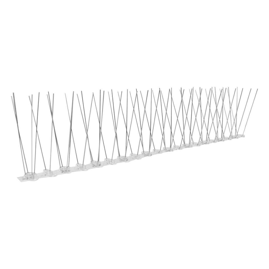 10x 50cm Bird Spikes  PP base Pigeon Gull Starling
