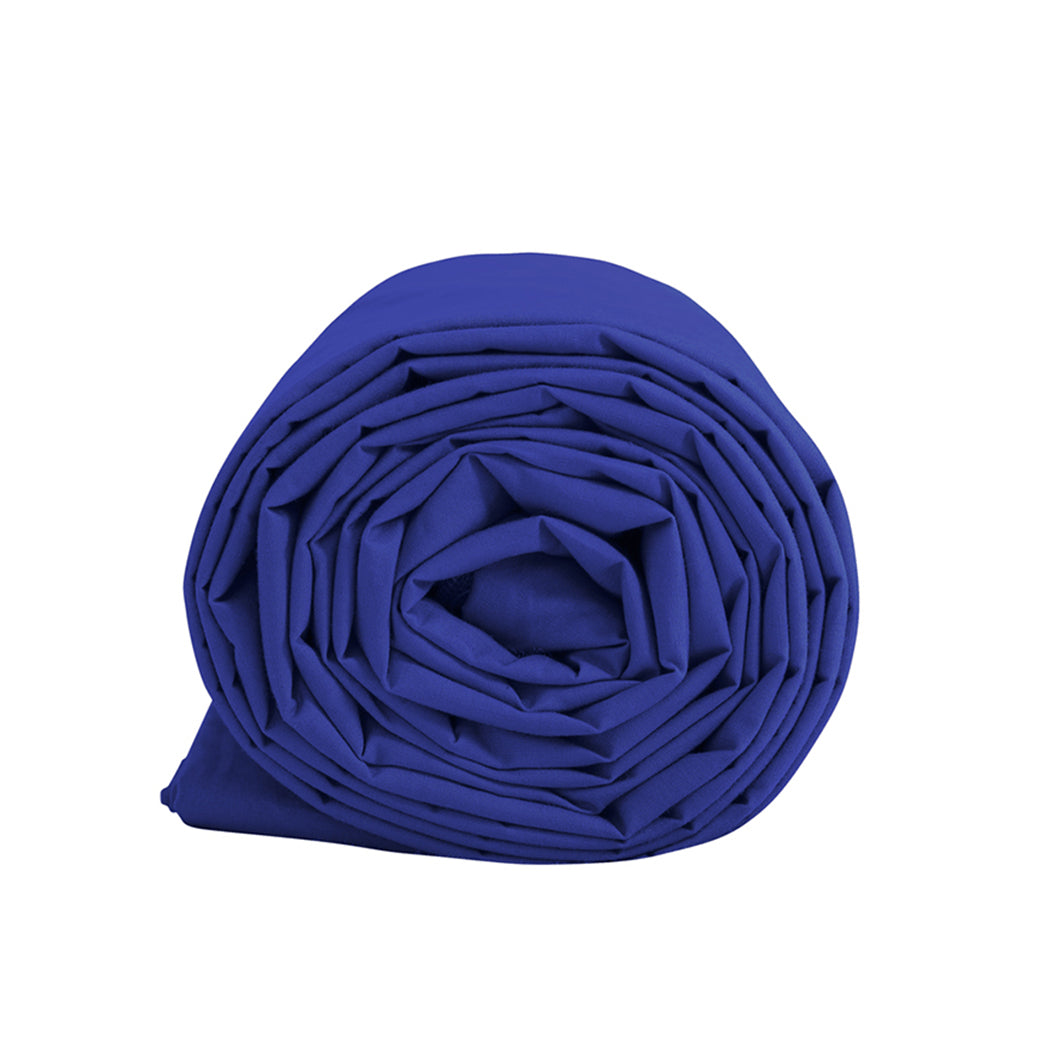 BLue King 10kgs Weighted Blanket
